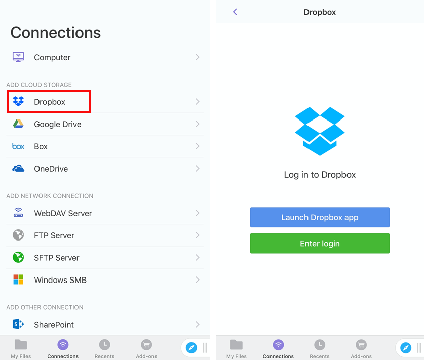 Descarga Archivos De Google Drive Y Dropbox A Tu Iphone