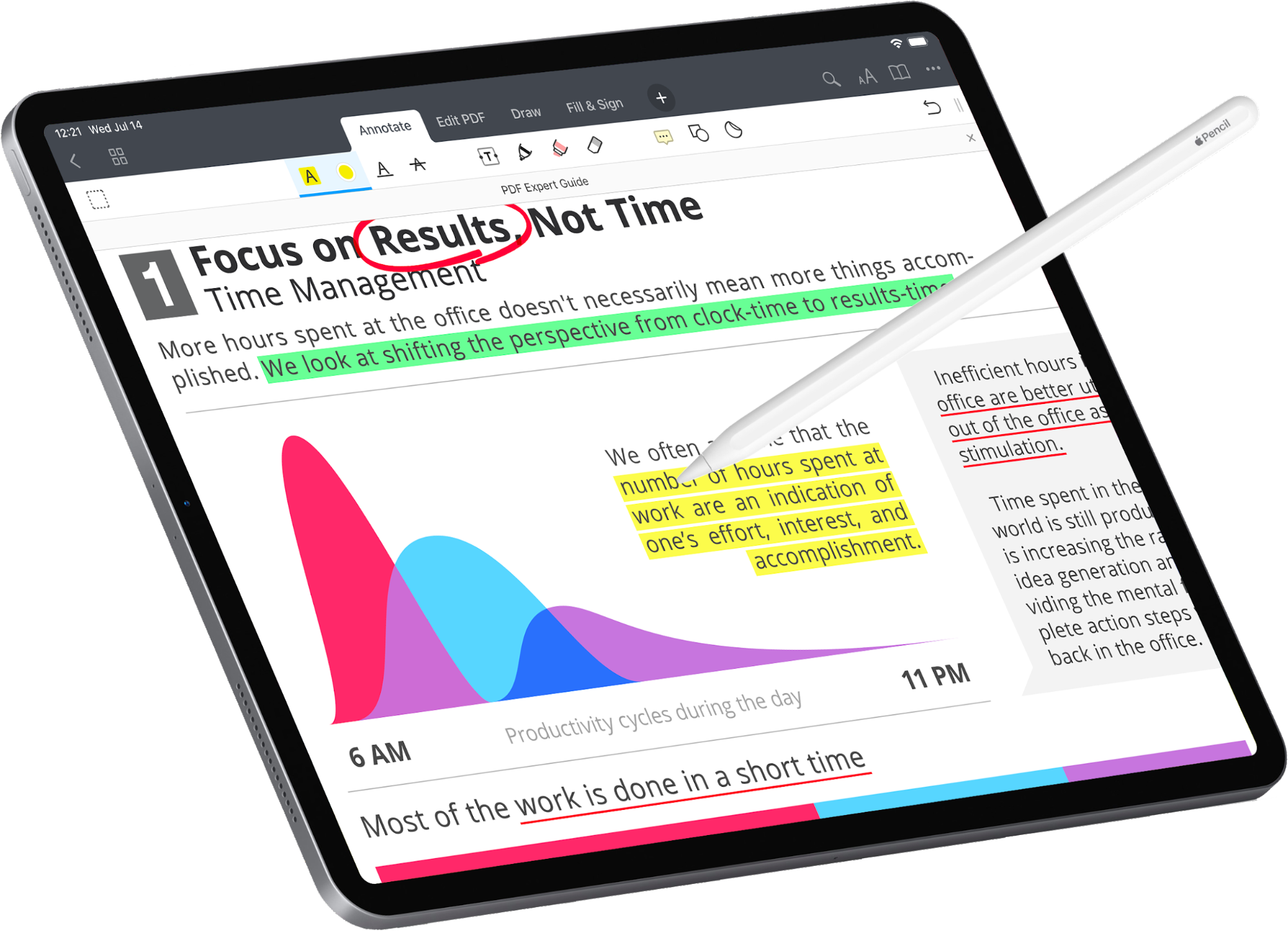 How To Annotate Pdf On Ipad Best Pdf Annotator For Ipad