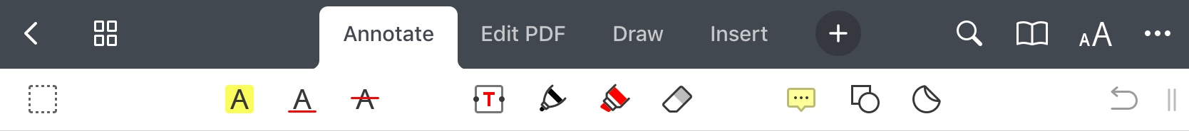 pdf編集できないようにする pdf expert