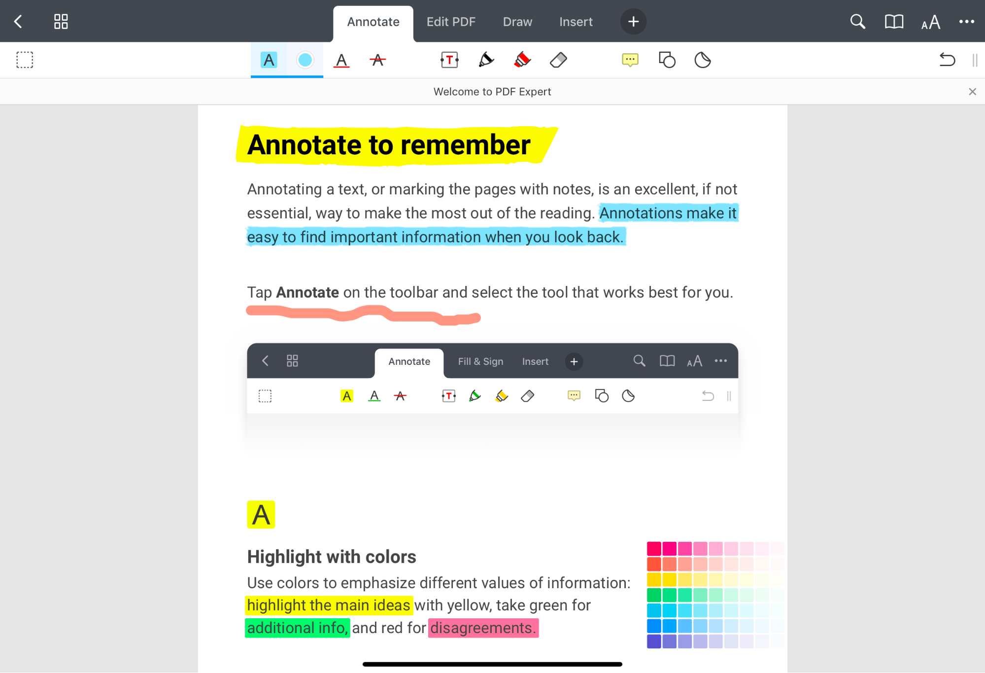 How to annotate PDF on iPad | Best PDF annotator for iPad