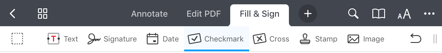 How to fill out a PDF form on iPhone | Fill out forms on iPad