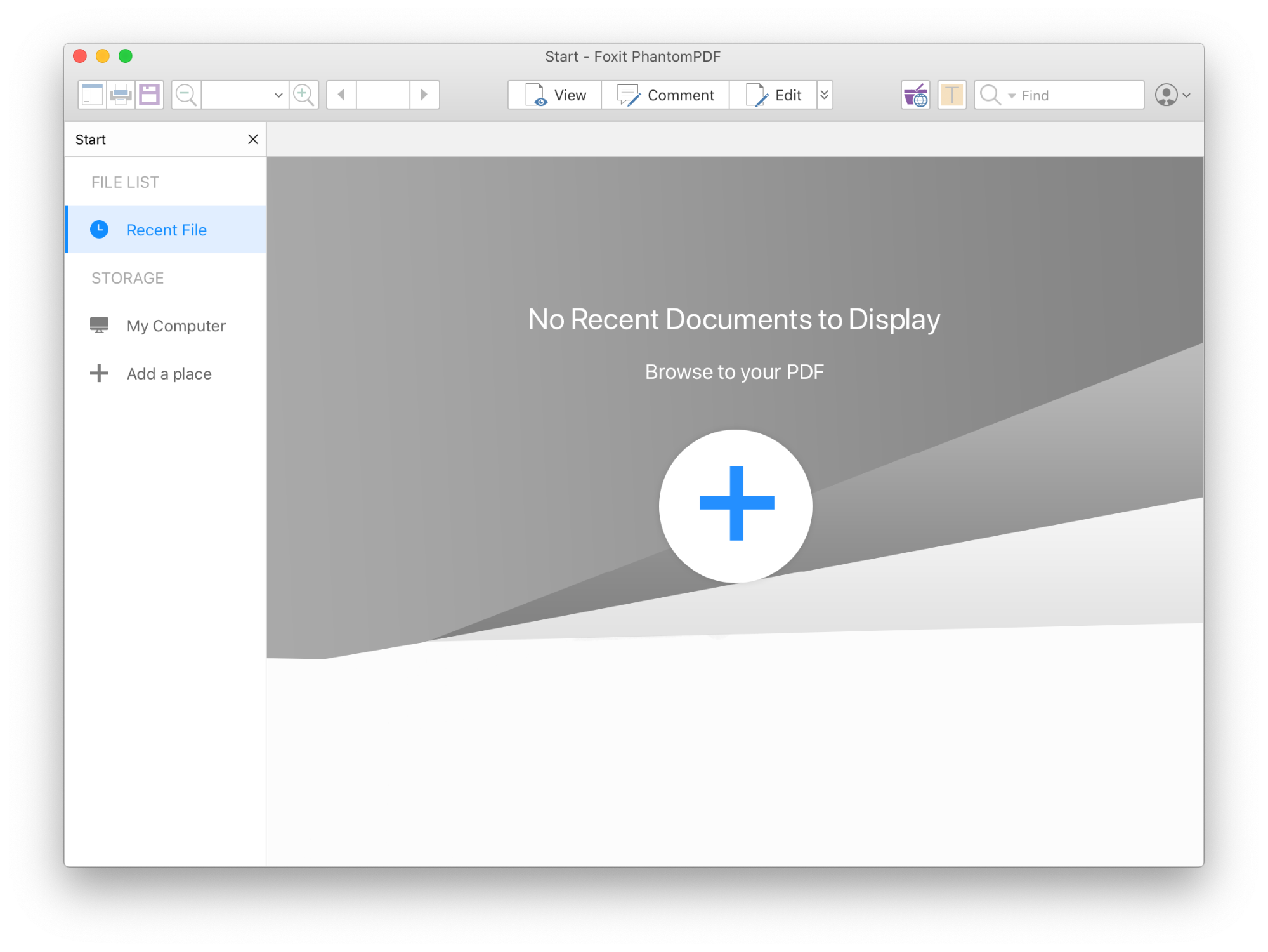 PhantomPDF for Mac Screenshot
