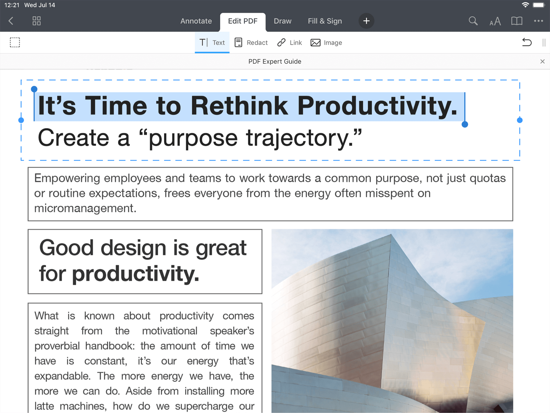 Readdle Launches PDF Expert 7, Free Update for iPhone & iPad