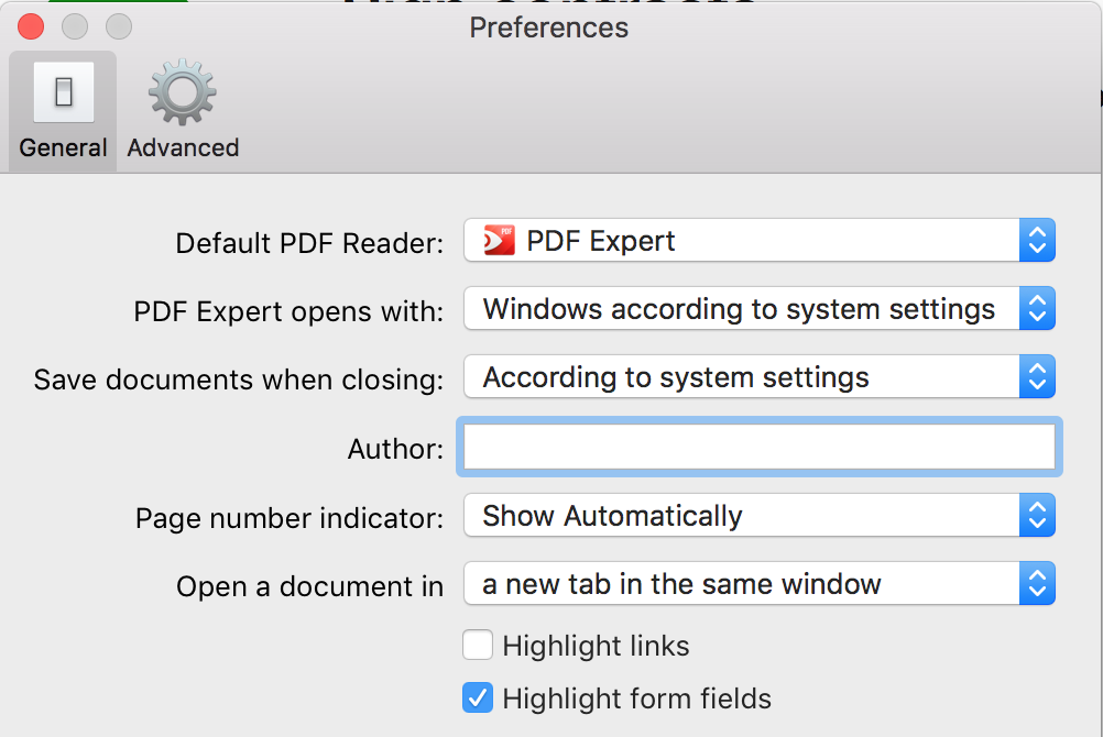 Reading PDFs and working with preferences | Help Center
