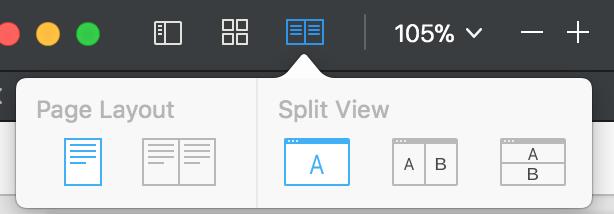 Reading PDFs  Split view | Help Center