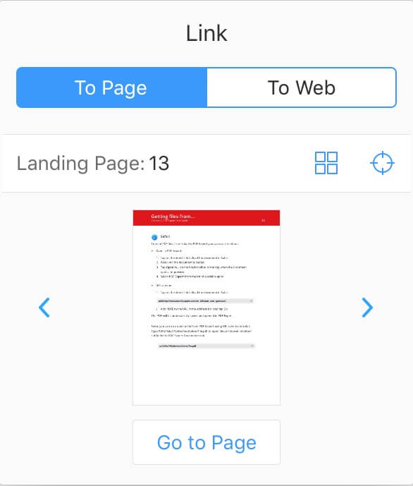 PDF FROM LINK IPHONE PDF