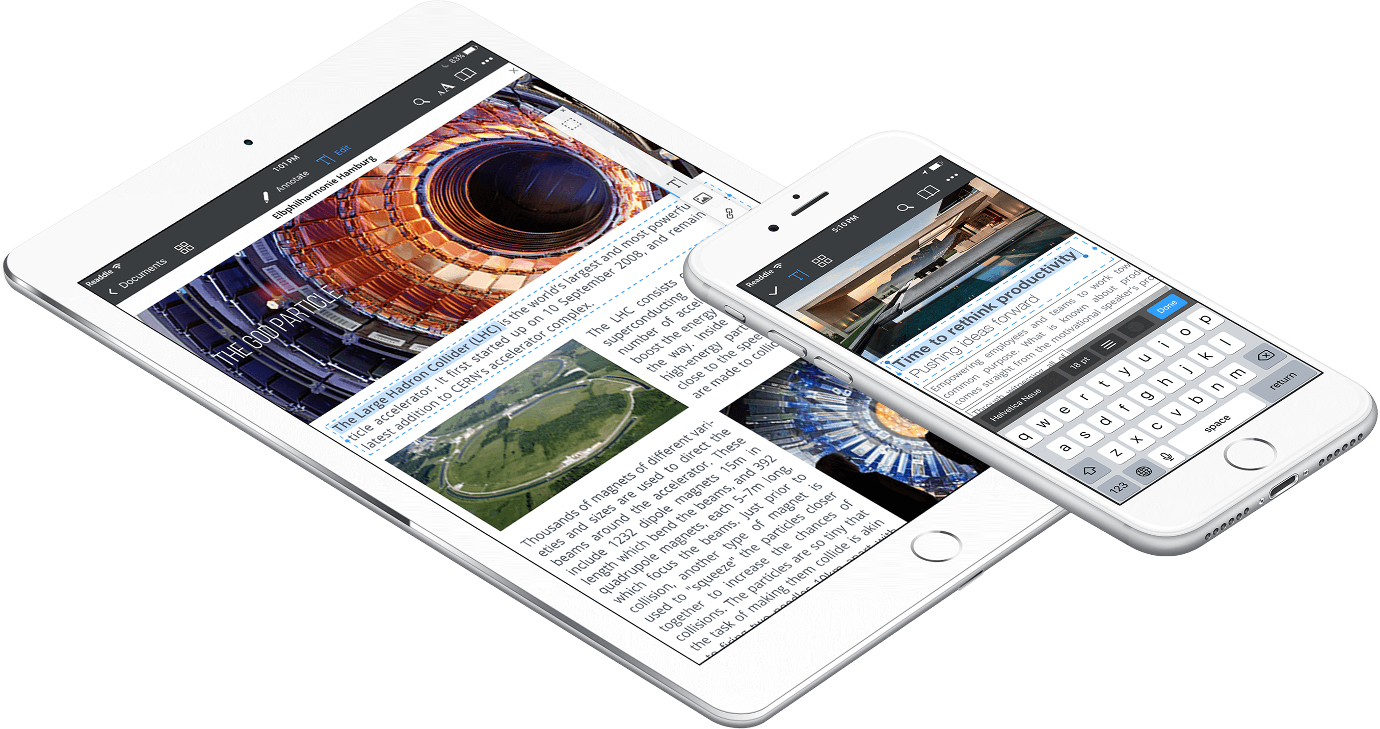 All This Is Possible With Pdf Expert 6 You Can Actually Edit Existing Pdf  Text, Add And Replace Images And Even Add Links On Your Iphone And Ipad