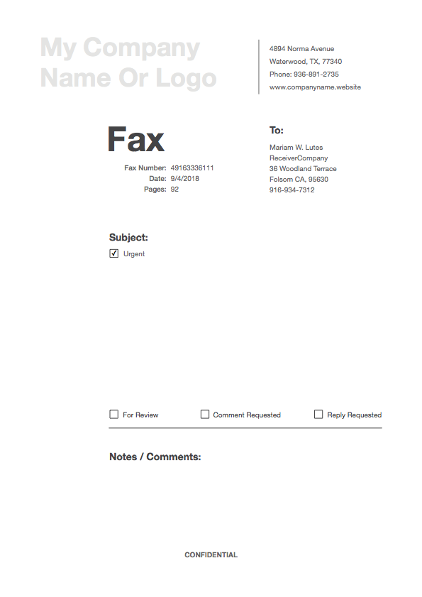free fax cover sheet template download sample fax cover sheet