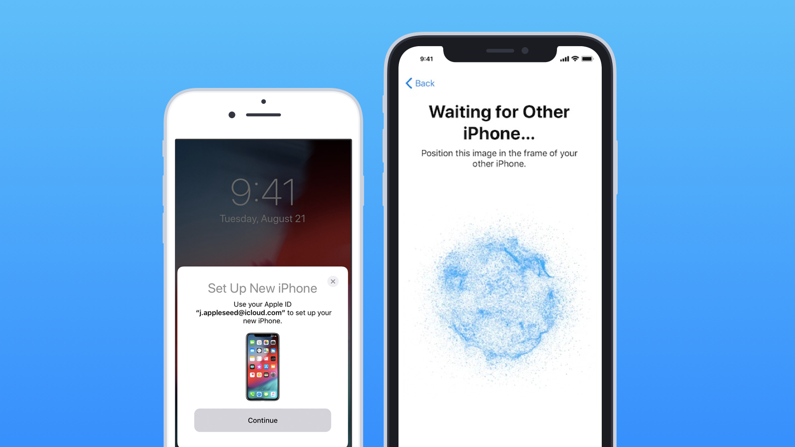 How to set up your new iPhone | iPhone User Guide - Readdle