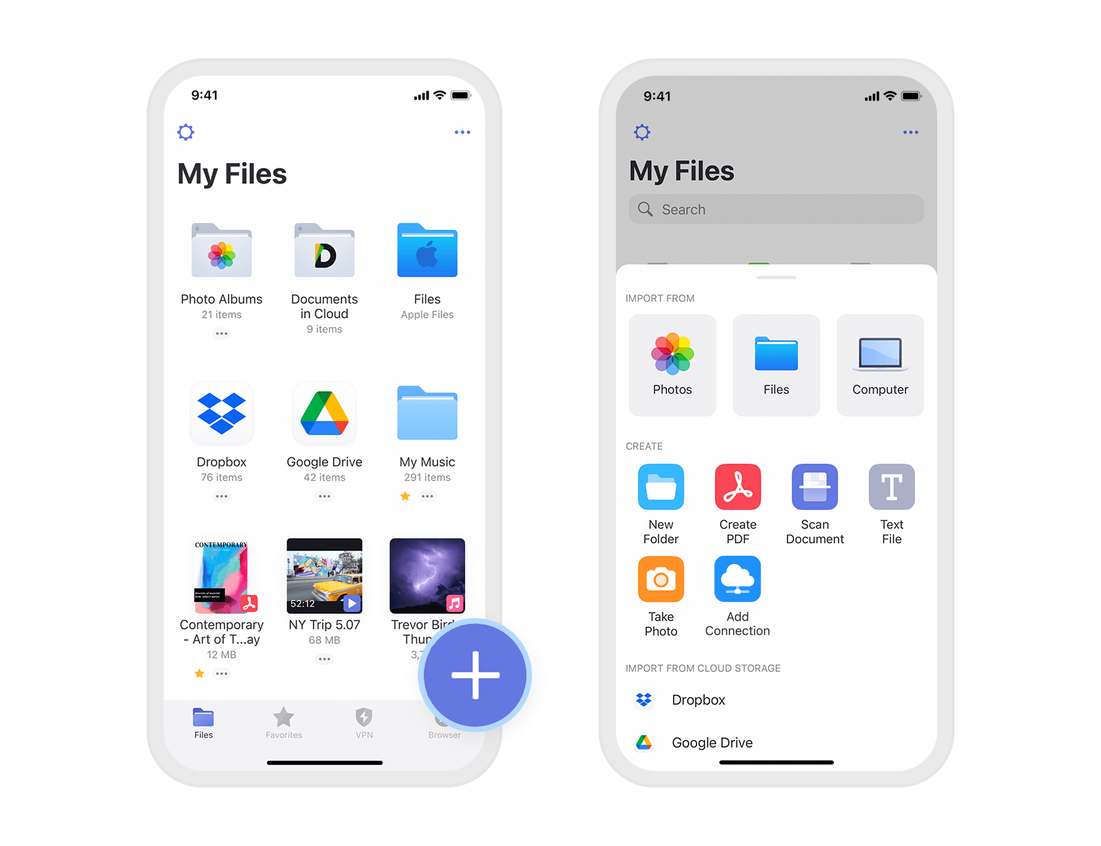 How to Add New Files on iPhone