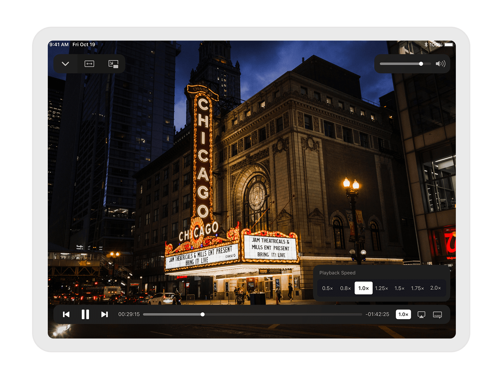 Video Player for iPhone and iPad