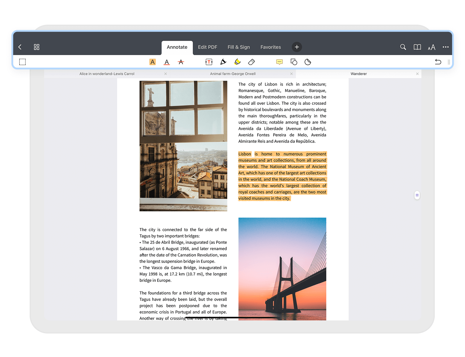 How to annotate books on iPhone and iPad