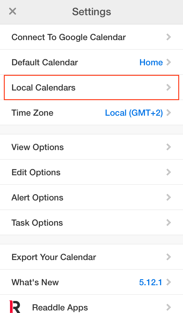 Sync iPhone and iPad Calendars with iCloud