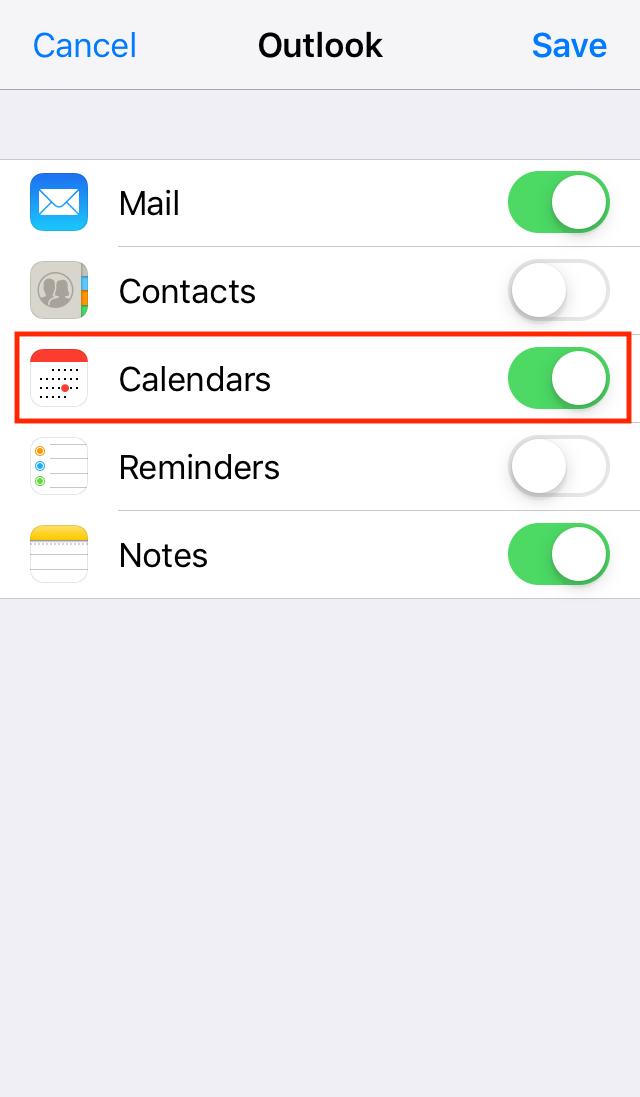 Synchroniser Calendrier Outlook Avec Iphone.Synchroniser Le Calendrier Outlook Avec Votre Iphone Ipad