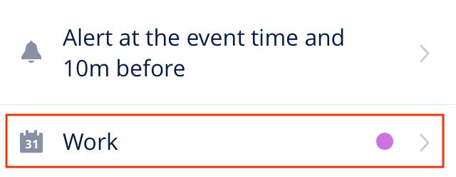 How to create a calendar event   Spark Help Center